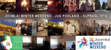 Joomla! Winter Weekend